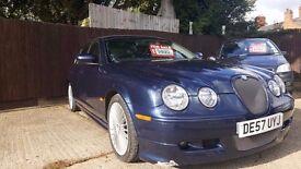Jaguar S-type 2.7 V6 auto