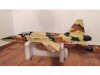 F-5e tiger edf jet