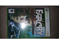 XBOX 360 game Farcry