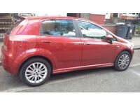 FIAT PUNTO GRANDE DYNAMIC 2007 SPORTS EDITION VERY LOW MILEAGE FOR SALE