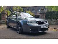 2005 AUDI RS6 QUATTRO 4.2 AUTO CAMBELT AND CHAIN REPLACED 119000 FULL SERVICE HISTORY