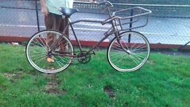 1930s tradesmans bike
