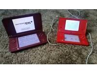 Two Nintendo dsi's one xl