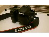 Canon 50d with battery grip