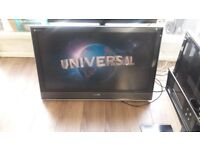 "Sony 40"" Full HD 1080p Freeview LCD TV £100"