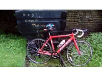 Small road bike great condition