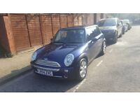 3DR Mini Cooper, Low Mileage, 1 Owner from new, Must be seen!