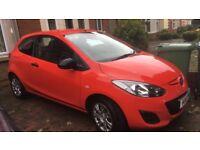 Mazda 2 TS RED