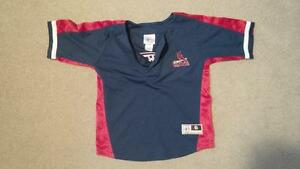 Kids: Authentic Cardinals baseball shirt Kitchener / Waterloo Kitchener Area image 1