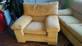 FREE Large Comfy Chair. Great condition