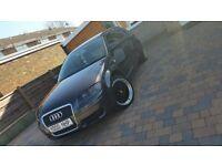 Audi A3 1.6 FSI 55 plate 6 speed