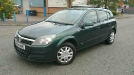 BARGAIN VAUXHALL ASTRA 1.8 AUTOMATIC, LOW MILEAGE LONG MOT GOOD RUNNER, GOOD TYRES