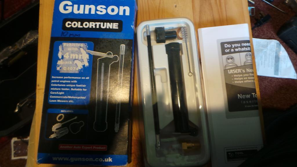 Gunson Colour Tune (10mm) Never been used