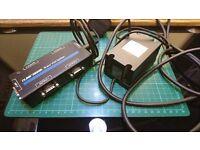 Clear Signal Super VGA Splitter 1x Input 4x Output