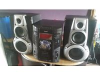 Phillips stereo