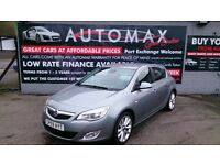 2009 (59) NEW SHAPE VAUXHALL ASTRA 1.6 SE 5 DOOR HATCH SILVER ONLY 50K WITH F/S/H JAN 2018 MOT CD +