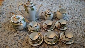 Original China tea set