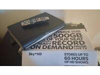 SKY PLUS + HD BOX - WIFI - 500GB