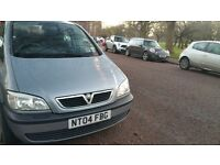 AUTOMATIC 7 SEATER ZAFIRA VERY LOW MILES 59K ONLY, EXCELLENT RUNNER,PERFECT FAMILY CAR!!!