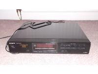 Sony 500ES Tuner