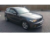 BMW 1 SERIES AUTO (FACE LIFT) *LOW MILEAGE 43K* Drives superb