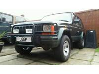 1995 jeep cherokee limited se 4.0L