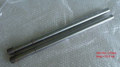 YAMAHA 100 YB100 May Fits YL2 L2G L5T FS1 Front Fork Inner Tube for sale  Shipping to Canada