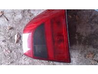 Vauxhall Vectra Rear Lights (driver and passenger)