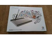 Graphic pen&touch tablet