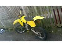 suzuki rm 80 mx bike