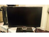 Great condition Samsung UE22D5000NW 22-inch Widescreen Full HD 1080p LED TV with Freeview