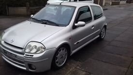 low miles full sorted clio 172 phase 1