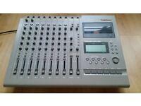 Tascam 488 recording studio