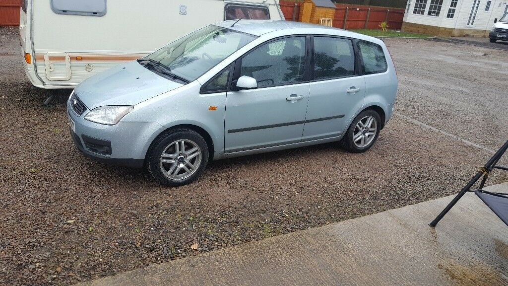 Ford Cmax 2o Tdci 2004 Mot Till June Sparesrepair Running In Leicester Leicestershire Gumtree