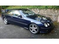 Mercedes CL500 AMG May Swap