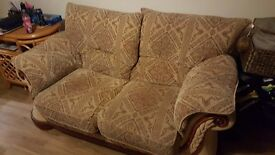 Sofa comfortable in good condition
