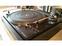 TURNTABLE DUAL with ORTOFON VMS20E Mk2 Cartridge + STYLUS (worth £150 + alone) Stylus sells for £100