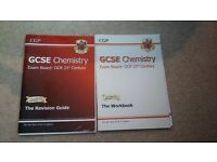 GCSE Chemistry revision guide and workbook