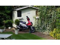 Gilera runner vx125 For sale must see!!!