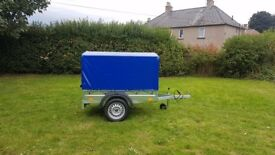 New Trailer 5,25 x 3,62 with cover