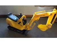 Micro Excavator / Digger