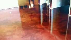 Epoxy Resin Floors
