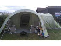 Vango air bean inspire 600 XL tent