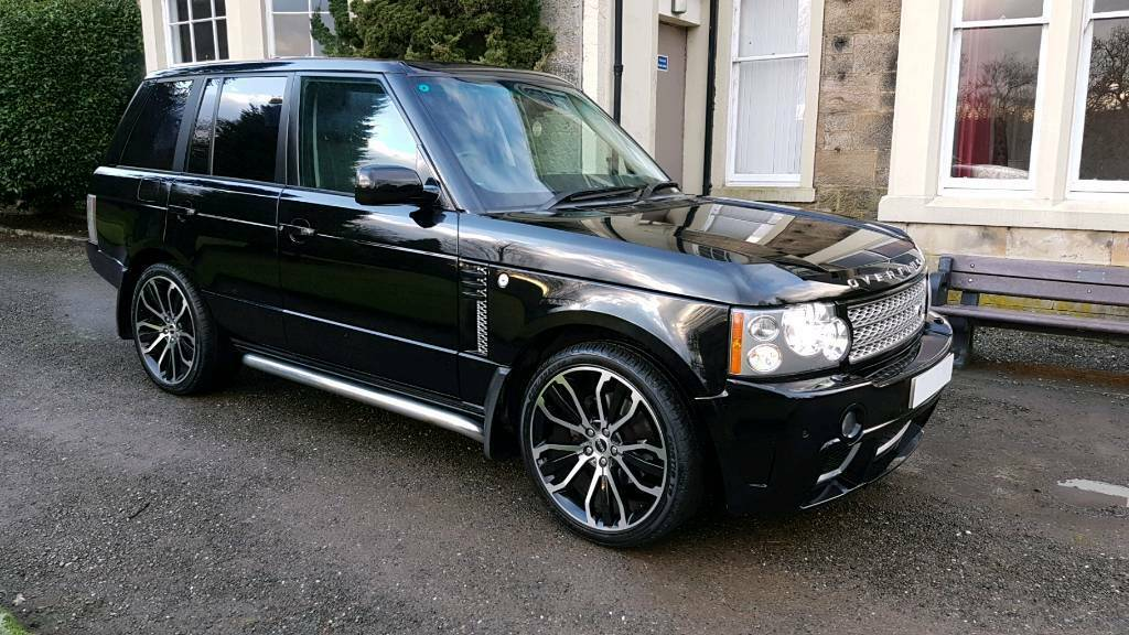 range rover 4 4 v8 lpg overfinch in southside. Black Bedroom Furniture Sets. Home Design Ideas