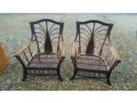 chairs conservatory/ garden