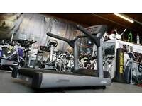Life fittnes 95ti TREADMILL Commercial Gym Equipment
