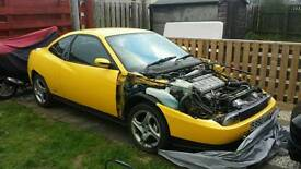 Fiat Coupe 2l 20v turbo 220bhp spares/repairs