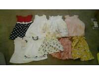 3-6 month summer girls bundle