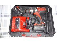 Milwaukee 18 volt Heavy duty Battery drill