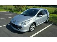 Peugeot 307 1.6 HDi Silver 5dr 2005
